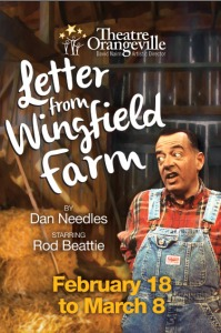 Letter from Wingfield Farm