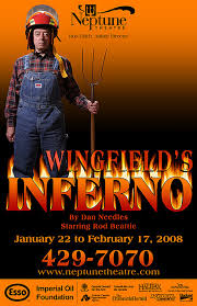 Wingfields Inferno Play by Dan Needles