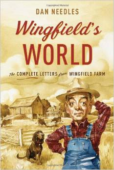 Wingfields World Book by Dan needles