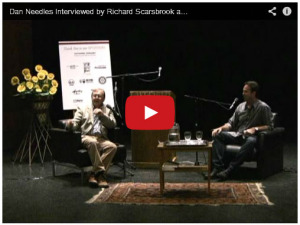 An interview at the Lakefield Literary Festival with Richard Scarsbrook